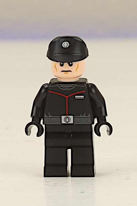 LEGO 75266 Sith Troopers Battle Pack Sith Pilot Minifigure Front