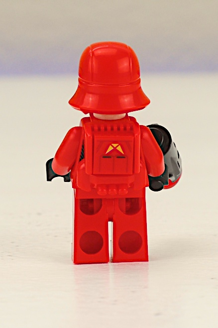 LEGO 75266 Sith Troopers Battle Pack Sith Trooper Minifigure with Backpack and Stud Shooter Back