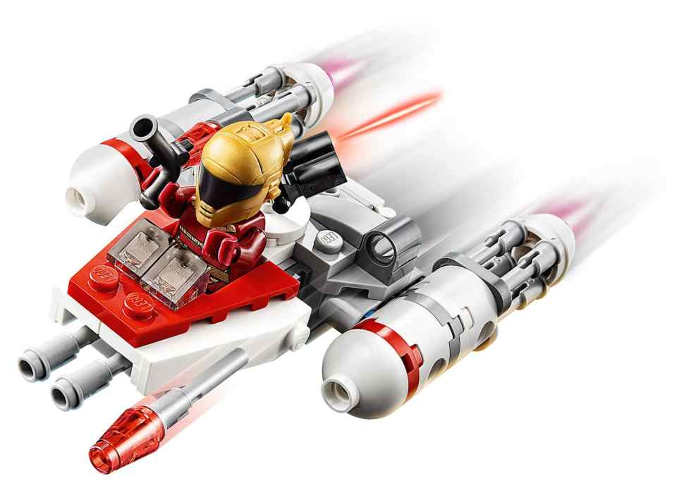 lego-star-wars-75263 y wing microfighter