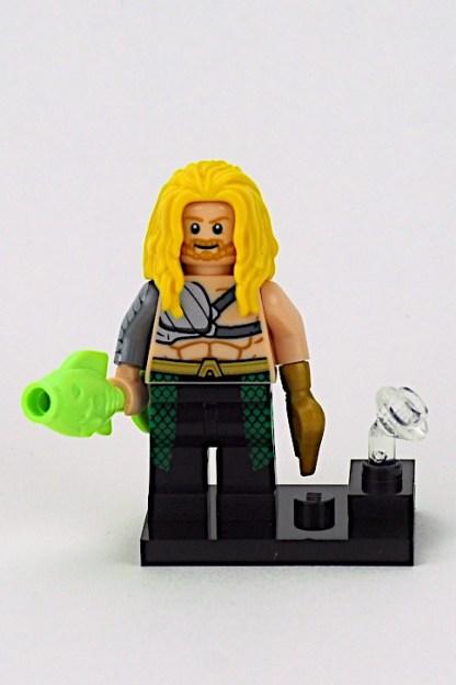 LEGO 71026 DC Custom Minifigures Aquaman