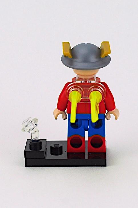 Lego mini figures the flash 71026