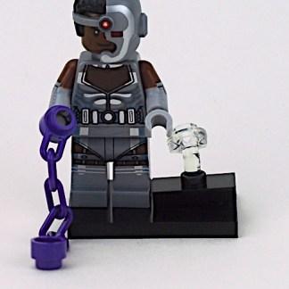 LEGO 71026 DC Custom Minifigures Cyborg