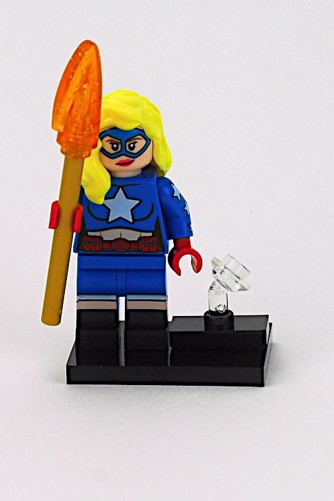 LEGO 71026 DC Custom Minifigures Stargirl