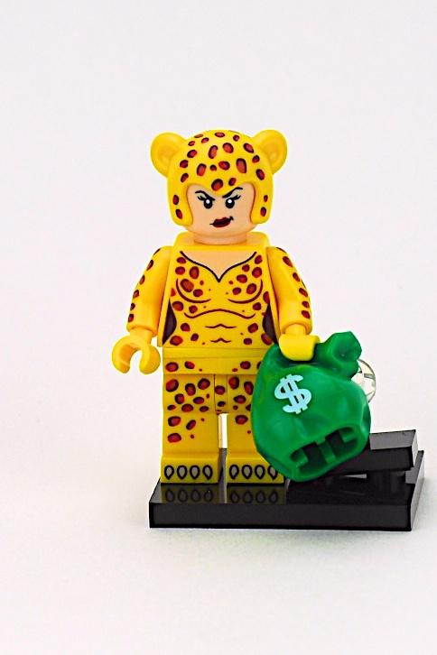 LEGO 71026 DC Custom Minifigures Cheeta
