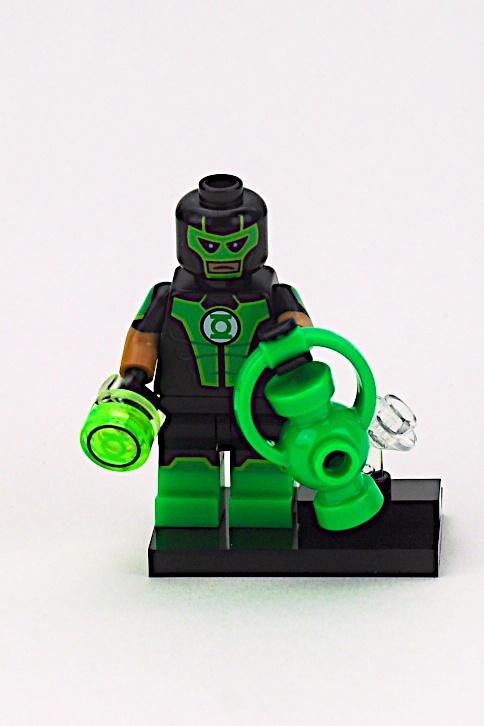 LEGO 71026 DC Custom Minifigures Green Lantern