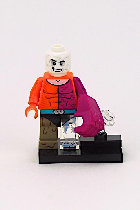 New Minifigure Rare Custom Lego Starhawk Collection Character DC Comics Movie