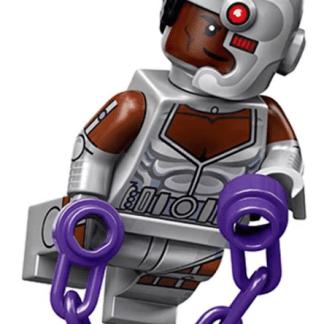 LEGO 71026 DC Cyborg Minifigure