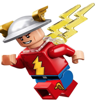 LEGO 71026 DC The Flash Jay Garrick Minifigure