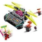 LEGO 71710 Ninjago Ninja Tuning Car details