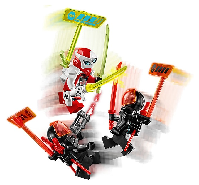 LEGO 71710 Ninjago Ninja Tuning Car pictures