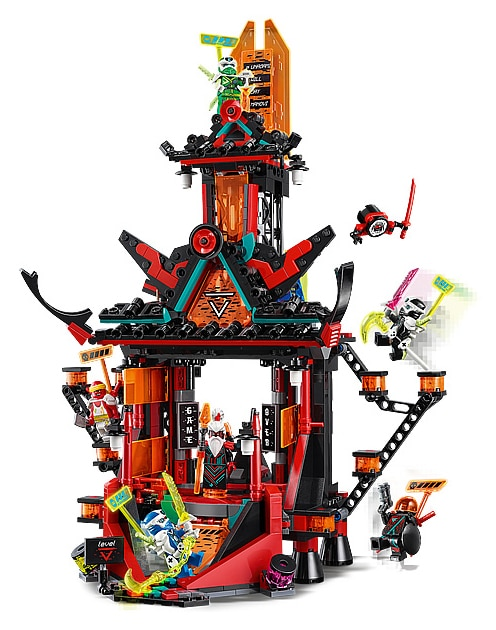 LEGO 71712 Ninjago Temple of Madness images