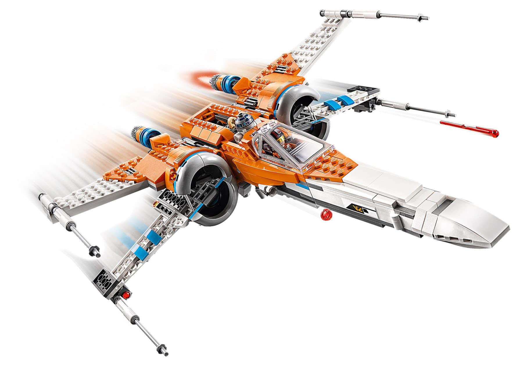 LEGO 75273 Star Wars PoesX-Wing Fighter instructions