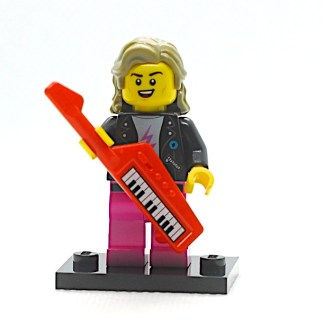 LEGO 71027 CMF 20 Electronic Musician 5
