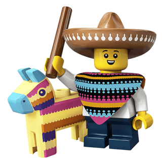 Lego 71027 Piñata Boy Series 20 Minifigure