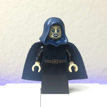 LEGO Barriss Offee Minifigure Smiling Face