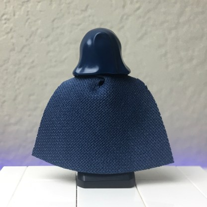 LEGO Barriss Offee Minifigure Back