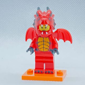 LEGO 71021 CMF Series 18 Minifigures Dragon Suit Guy