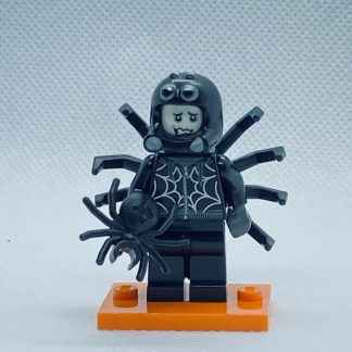 LEGO 71021 CMF Series 18 Minifigures Spider Suit Boy