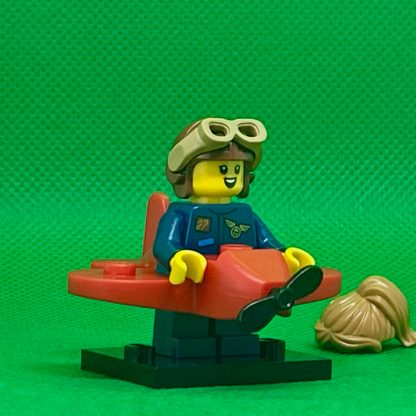 LEGO 71029 CMF Series 21 Minifigures Airplane Girl