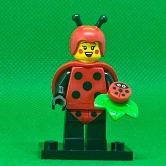 LEGO 71029 CMF Series 21 Minifigures Ladybug Girl