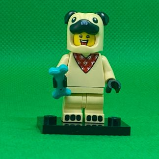 LEGO 71029 CMF Series 21 Minifigures Pug Costume Guy