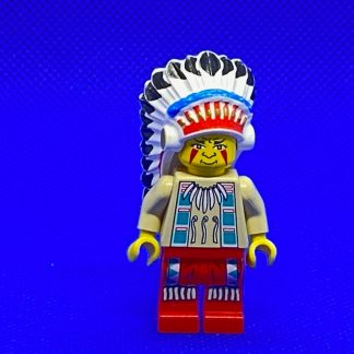 LEGO Indian Chief Minifigure