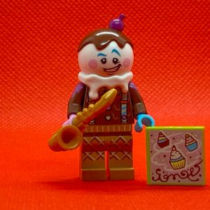 LEGO Vidiyo Minifigure - Ice Cream Saxophonist Bandmates