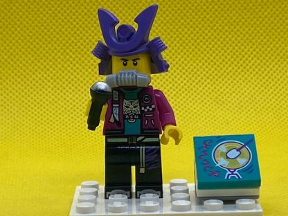 LEGO Vidiyo Minifigure - Samurapper Bandmates