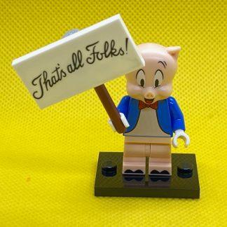 LEGO Looney Tunes Minifigure - Porky Pig