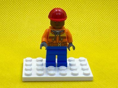 LEGO Dock Worker Minifigure