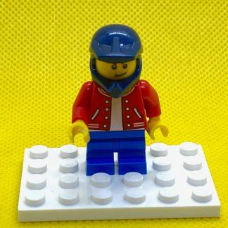 LEGO Minifigure BMX Rider