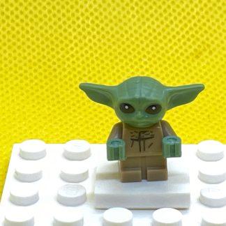 LEGO Star Wars Minifigure Grogu : The Child : Baby Yoda
