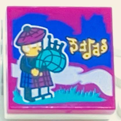 LEGO Vidiyo BeatBit Bagpiper