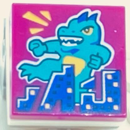 LEGO Vidiyo BeatBit Lizard Suit