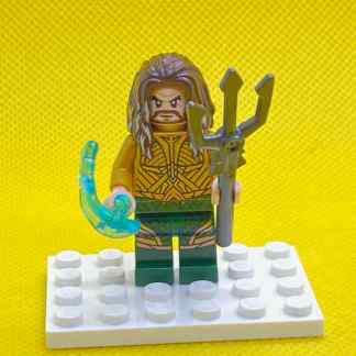 LEGO Aquaman Minifigure