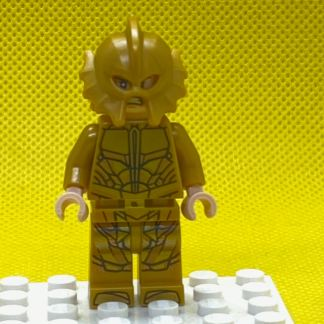 LEGO Atlantean Guard - Angry Expression Minifigure