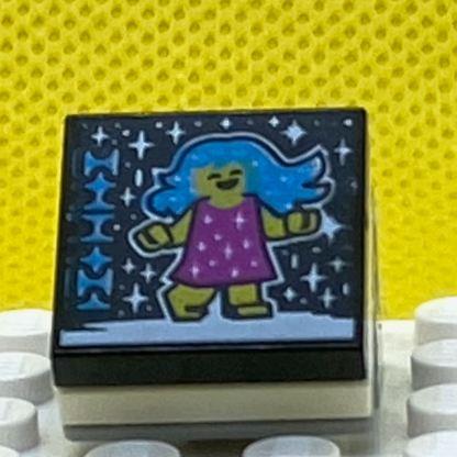 LEGO Vidiyo BeatBit Sparkle Filter