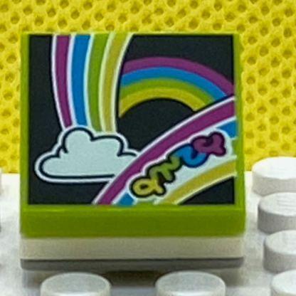 LEGO Vidiyo BeatBit Rainbow Galore Filter