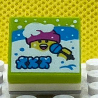 LEGO Vidiyo BeatBit Snow Filter