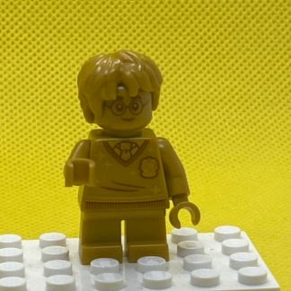 LEGO Gold Harry Potter Minifigure - 20th Anniversary