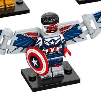 LEGO 71031 Marvel Minifigure - Falcon