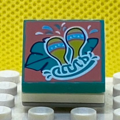 LEGO Vidiyo Beat Samba Style Filter