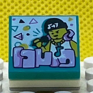LEGO Vidiyo Beat Beatboxer Filter