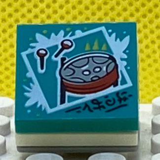 LEGO Vidiyo Beat Steel Drums Style Filter