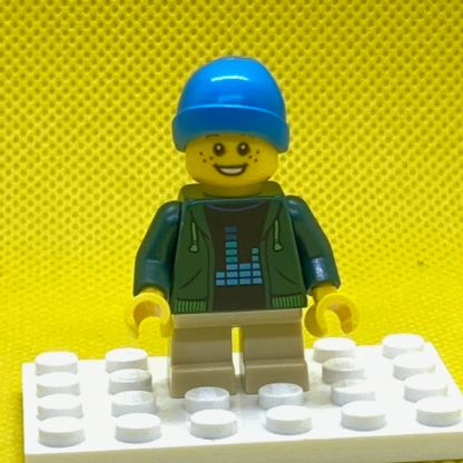 LEGO Ninjago Minifigure Tito