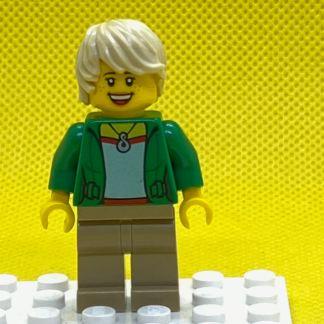 LEGO Cheerful Rider Minifigure