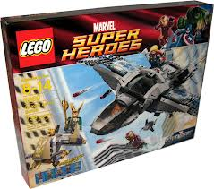 6869-1- Quinjet Aerial Battle Box front