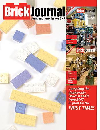 Brickjournal Compendium vol 4