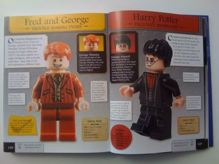Exclusive Lego Harry Potter Figure