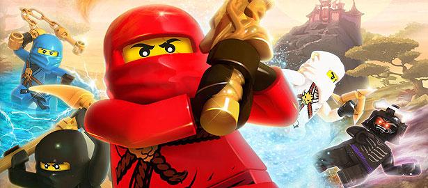 LEGO Ninjago Movie Characters